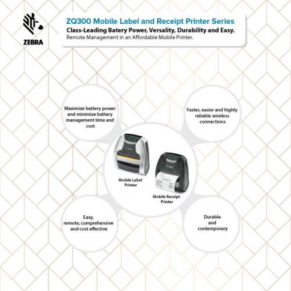ZQ300 Zebra Mobile Printer
