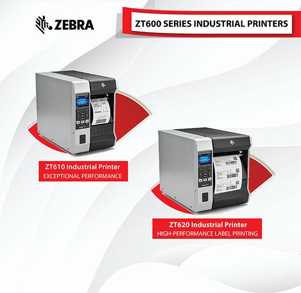 Zebra Barcode Printer ZT600 Series