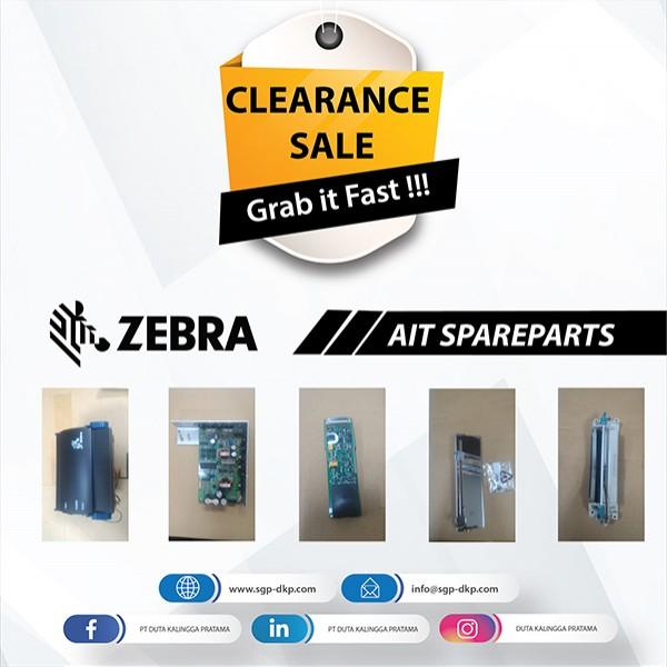 Clearance Sale : Zebra AIT Spareparts 2020